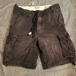 Abercrombie & Fitch Shorts - AF Men's Cargo Shorts 34